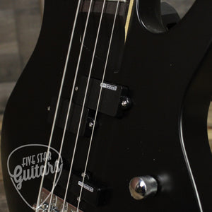 ESP LTD B-10 Electric Bass Kit-Black Satin