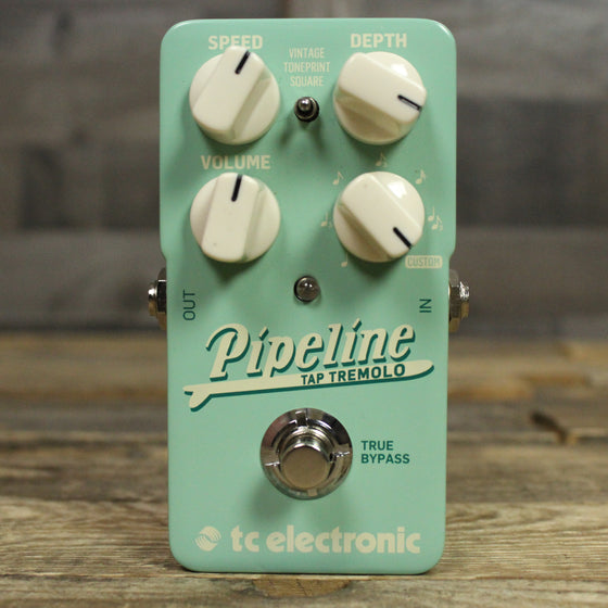 Pre-Owned TC Electronic Pipeline Tremolo