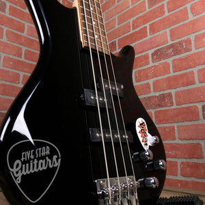 Ibanez Gio GSR200 4-string Electric Bass Black