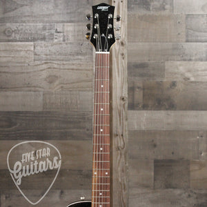 Gretsch G5265 Electromatic Jet Baritone with Bigsby, Rosewood Fingerboard - Black Sparkle