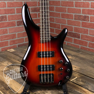 Ibanez SR370E 4-string Electric Bass Aged Whiskey Burst