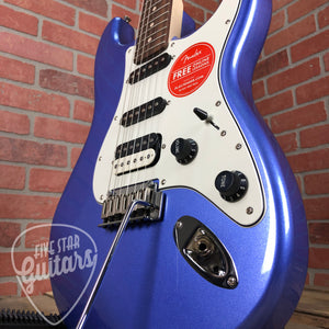 Fender Squier Contemporary Stratocaster HSS Rosewood Ocean Blue Metallic