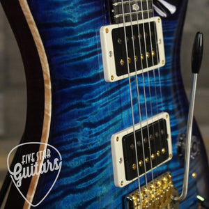 Paul Reed Smith 24-08 10-top Aquableux Burst