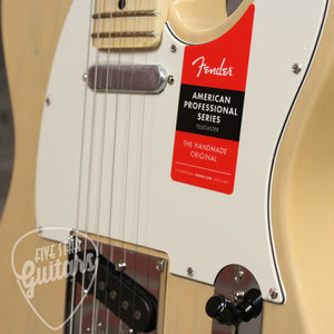 Fender Limited Edition American Professional Light Ash Telecaster Honey Blonde