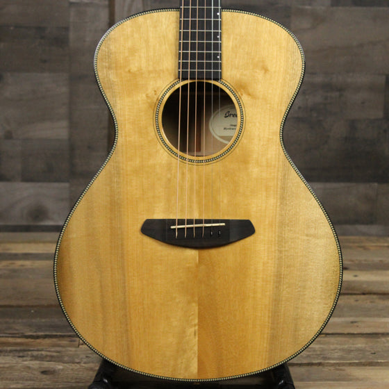 Pre-Owned Breedlove Myrtlewood-Myrtlewood Oregon Concert E