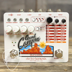Electro-Harmonix Grand Canyon Delay Looper