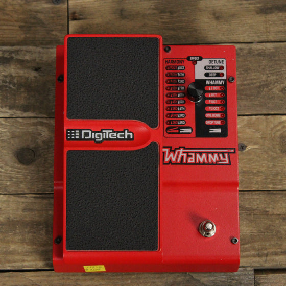 Pre-Owned Digitech Whammy
