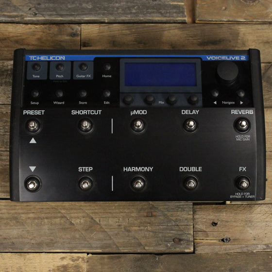 Pre-Owned TC-Helicon Voicelive 2