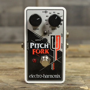 EHX Pitch Fork Polyphonic Pitch Shifter