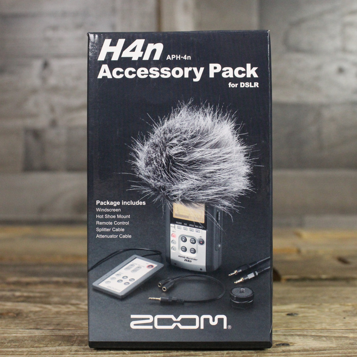 Zoom APH-4N Accessory Pack