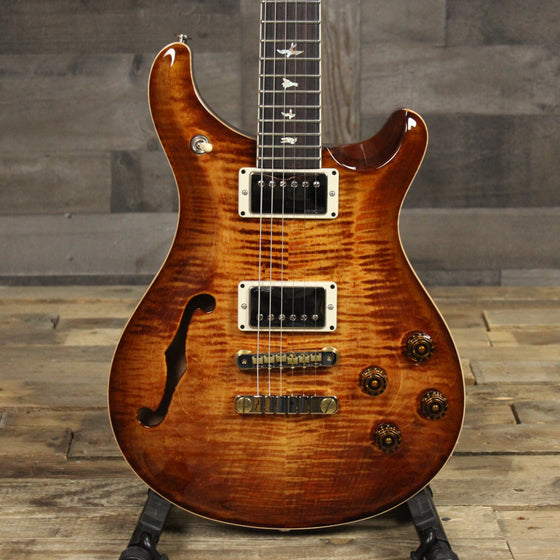 PRS McCarty 594 Semi-Hollow Ltd Copperhead Burst
