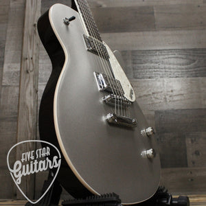 Gretsch G5426 Jet Club, Rosewood, Silver