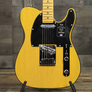 American Ultra Telecaster - Butterscotch Blonde
