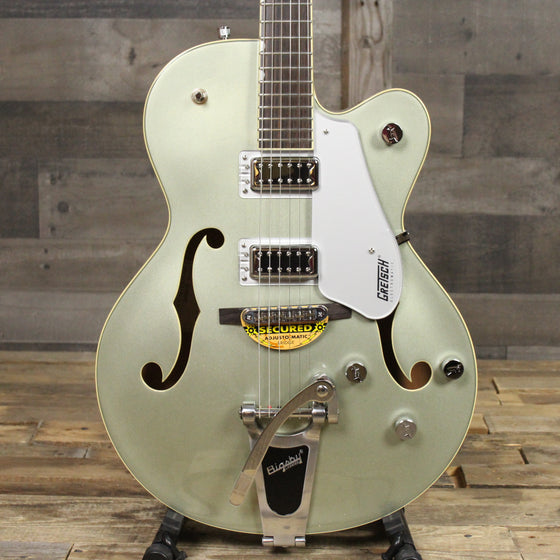 G5420T Electromatic Hollow Body Single-Cut with Bigsby, Aspen Green