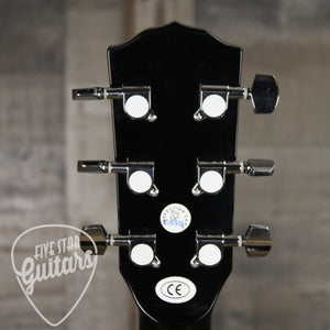Pre-Owned Fender CD-60SCE Black