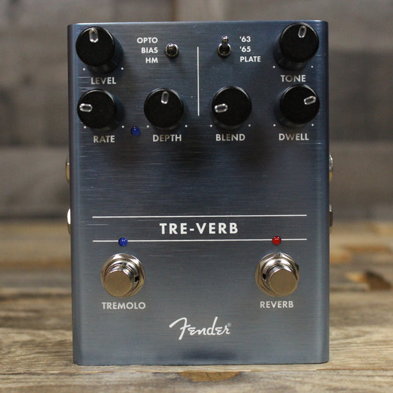 Fender Tre-Verb Digital Tremolo/Reverb