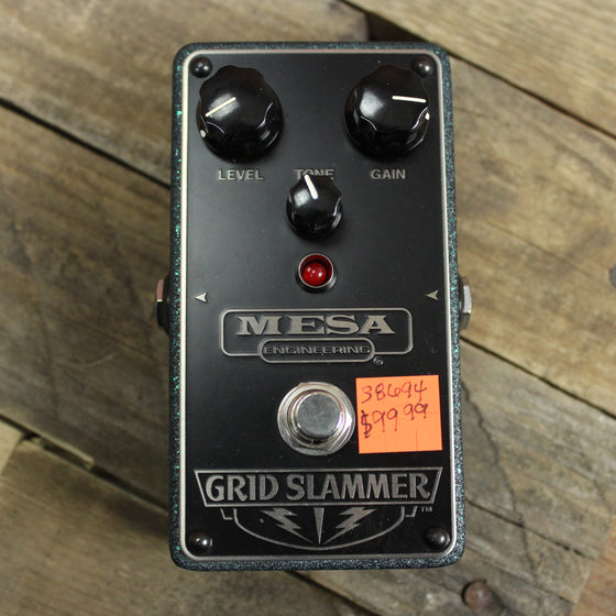 Mesa Boogie PRE-OWNED Grid Slammer Overdrive pedal with box