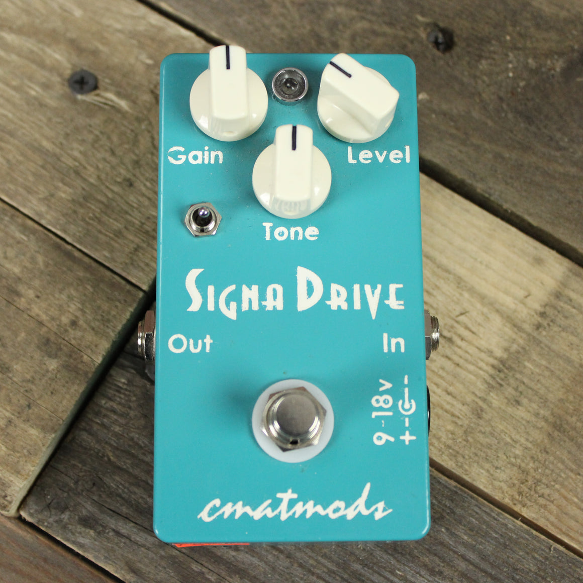 Pre-Owned Cmatmods Signa Drive Overdrive