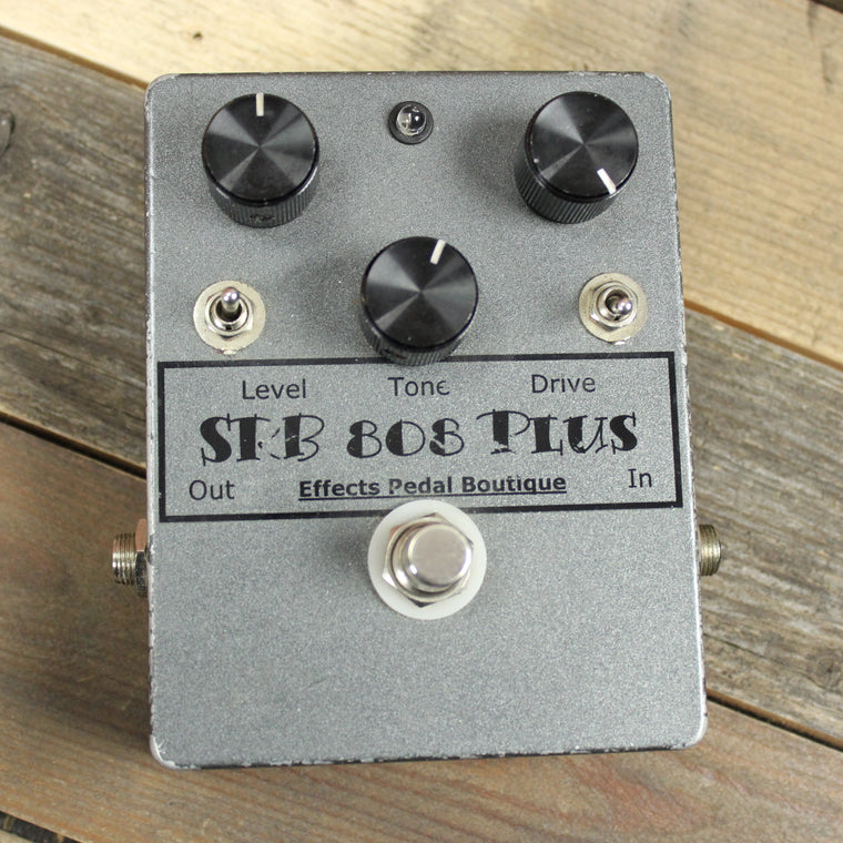 Pre-Owned EffectsPedal Boutique SRB 808 Plus