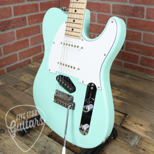 Tom Anderson T Classic Contour Surf Green 04-10-18N with Hardshell case