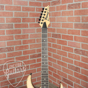 Ibanez RGEW521FM RG Series Electric Guitar Flat Natural Flame Maple