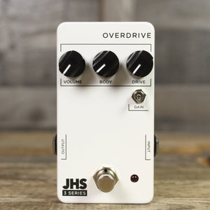 JHS 3 Series Overdrive