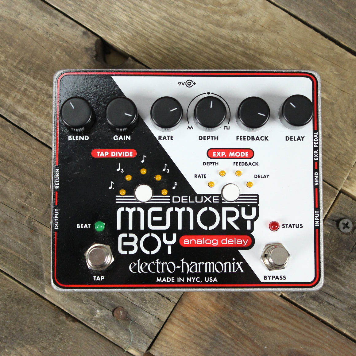 Pre-Owned Electro-Harmonix Memory Boy Deluxe Analog Delay