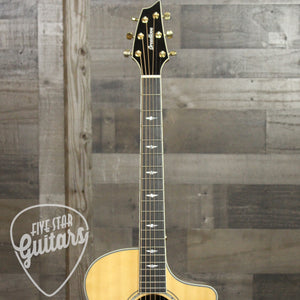 Breedlove DEMO Stage Exotic Concert CE