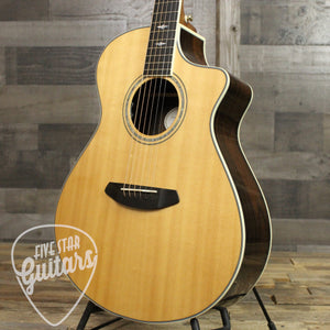 Breedlove Stage Exotic Concert CE Spruce and Ziricote - Treble Side