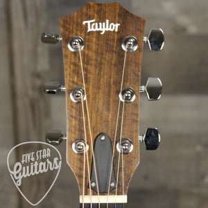 Taylor Academy 10 - Headstock