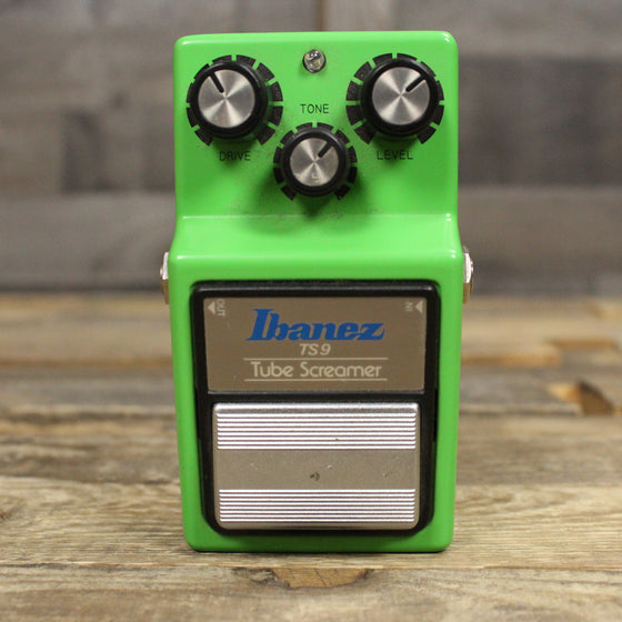 Pre-Owned Ibanez TS9 RI Modded
