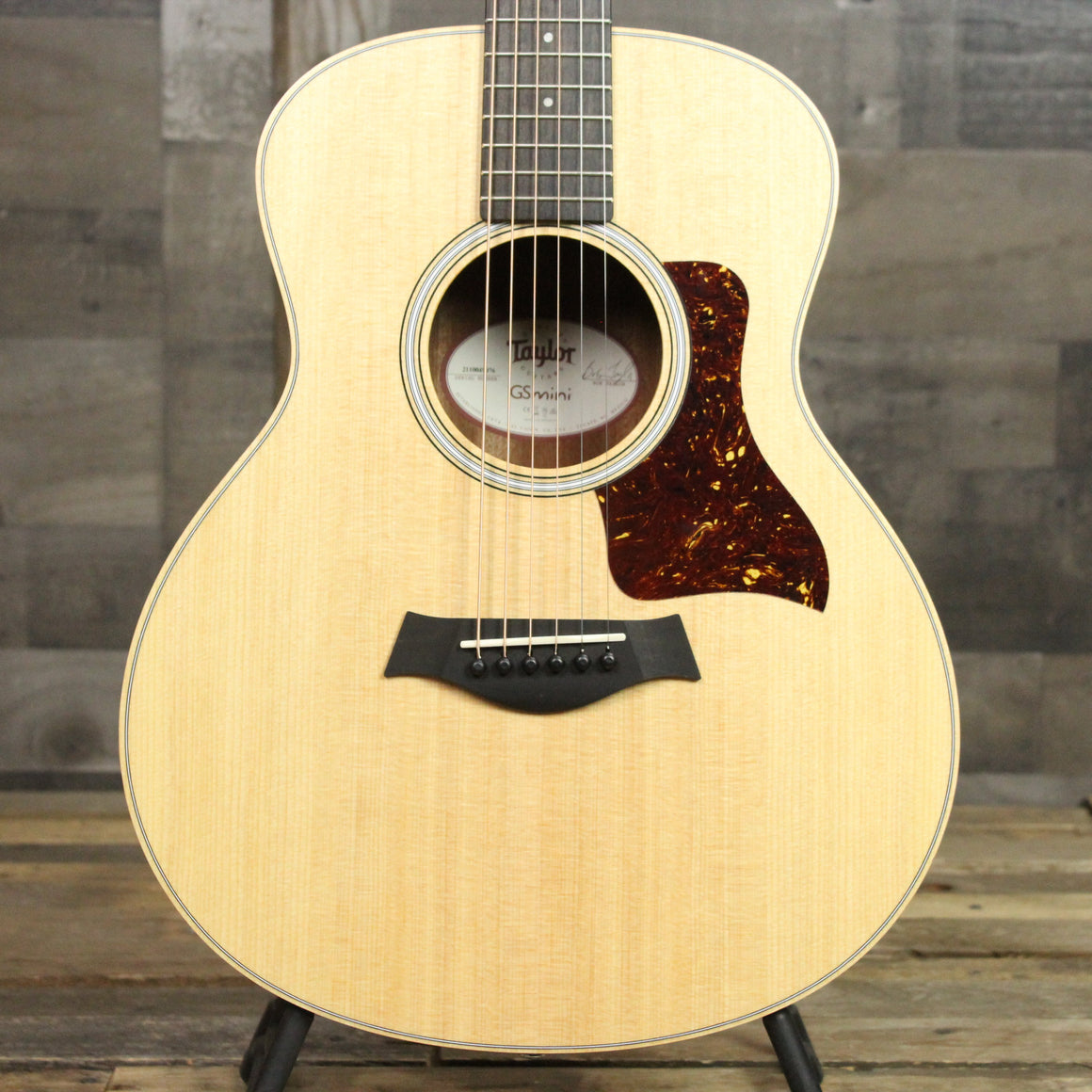 Taylor GS MINI Spruce Top - Front