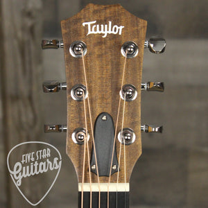 Taylor GS MINI Spruce Top - Headstock
