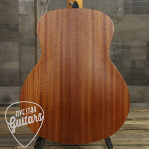 Taylor GS MINI Spruce Top - Back