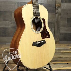Taylor GS MINI Spruce Top - Bass Side