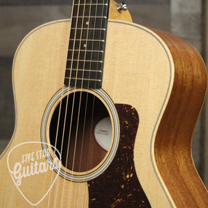 Taylor GS MINI Spruce Top - Upper Bout Treble Side