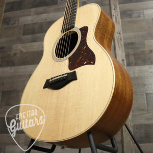 Taylor GS MINI Spruce Top - Lower Bout Treble Side