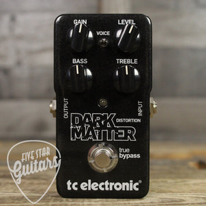 Pre-Owned TC Dark Matter