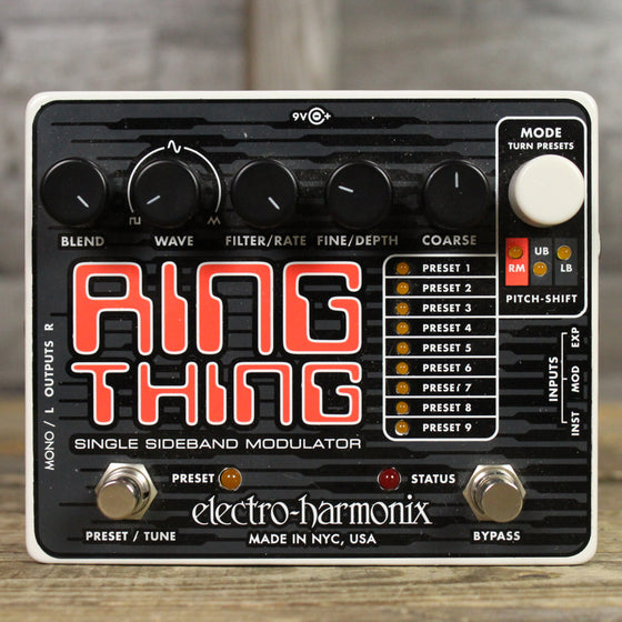 Pre-Owned EHX Ring Thing