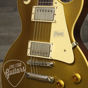 Custom Shop Les Paul '57 Gold Top