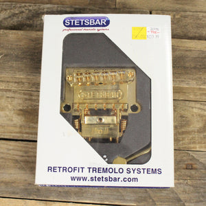 Pre-Owned StetsBar Stop tail Gold