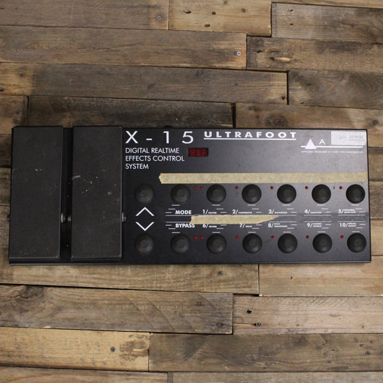 Pre-Owned ART Ultrafoot x15