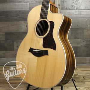 Taylor Limited Edition 214ce Spruce, Sweet Gum - Natural