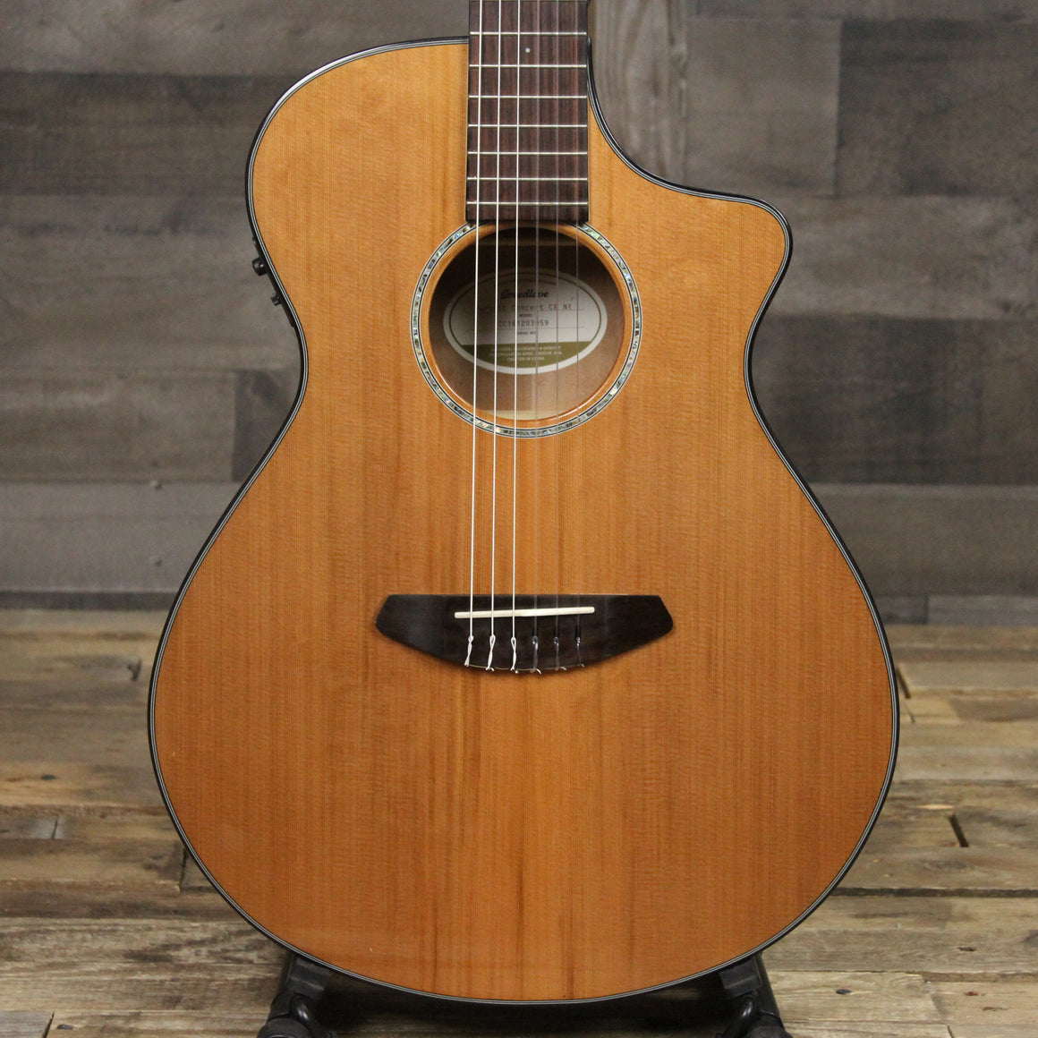 Pre-Owned Breedlove Pursuit Nylon
