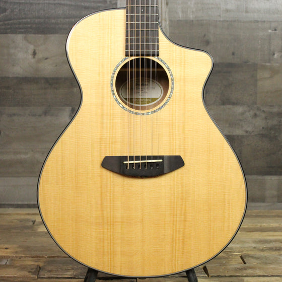 Breedlove Pursuit Concert 12-String CE Sitka Spruce - Mahogany