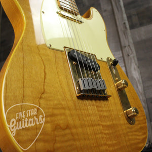 1989 Fender Custom Shop 40th Anniversary Telecaster #154 of 300 Natural