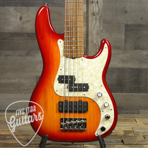 Pre-Owned Fender American Deluxe Precision Bass V