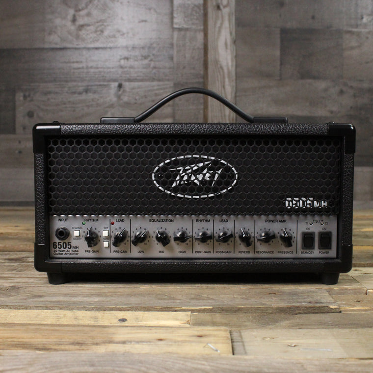 Pre-Owned Peavey 6505 MH Mini Head with Footswitch