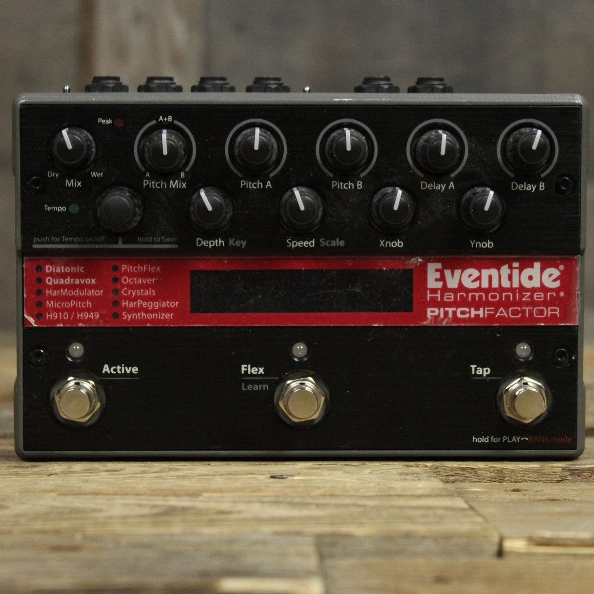 Pre-Owned Eventide Pitch Factor