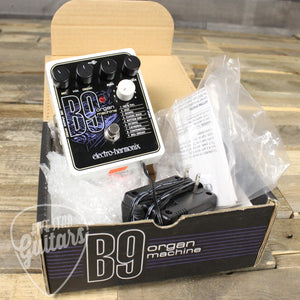 Pre-Owned Electro Harmonix B9 Organ Machine with box and power supply